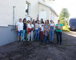 Kniebis Haus Gießen -Familienfeier